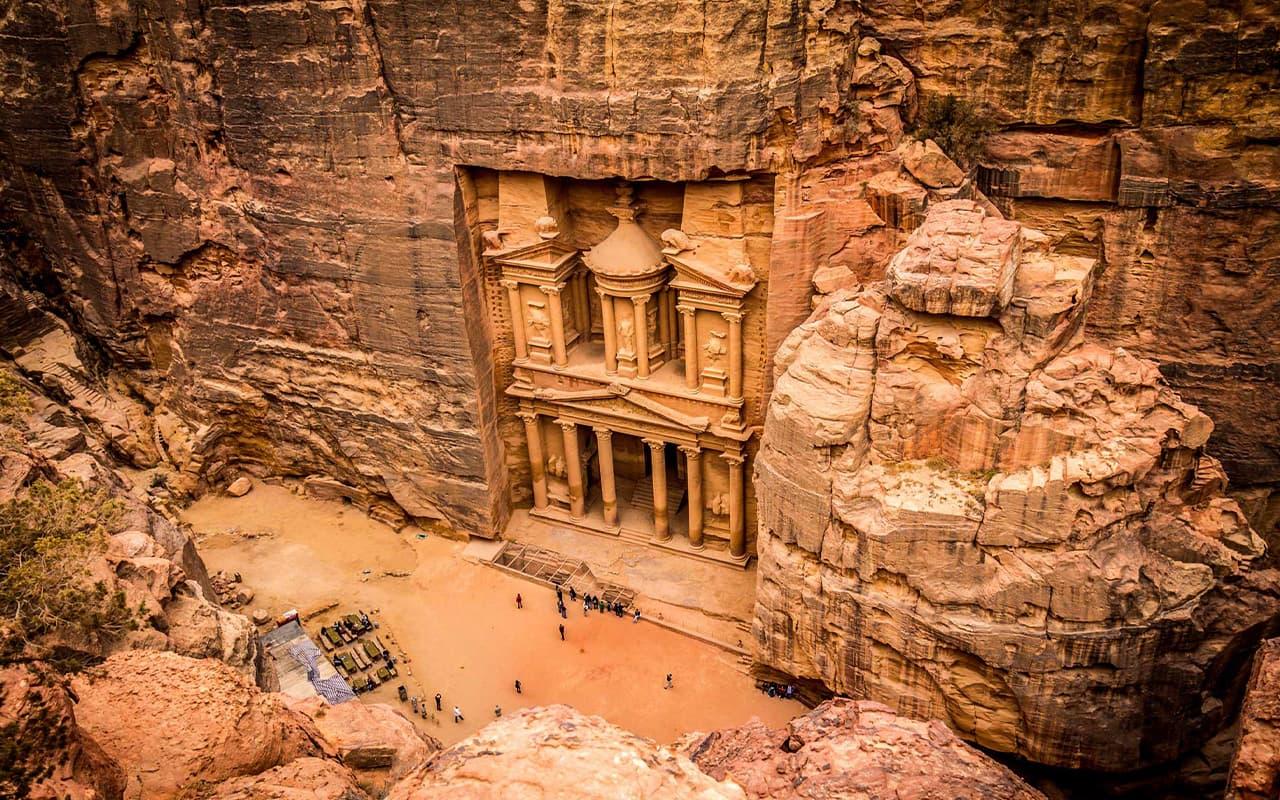 viaje-circuito-jordania-pcalapre-Fotolia-Petra